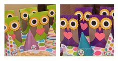 owl - bags & hats