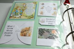 The Tale of Peter Rabbit  - LOVE THIS!!!!  So many fun activities and he loves Beatrix Potter right now!