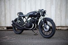 Kawasaki S1 :: Air-cooled two-stroke triple. Mmmhmmm.