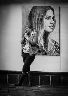 Left or Right #streetphotography