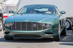 Aston Martin Centennial Zagato