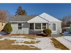 6917 Vincent Avenue S, Richfield, MN 55423 — Wow! This home shines! Like new, completely rebuilt! 2BR/1BA all on 1 lvl. Hdwd flrs, lg addn, rare walk-in closet, laundry. All new plumbing, electrical, windows, roof, H20 heater, nice deck & sliding glass door. Finish LL for owner equity & more sq ft.