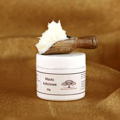 Coconut Butter - enriched with jojoba oil is an universal cosmetic for skin nourishment, face moisture and smooth hair.
