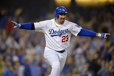 New York Mets vs. Los Angeles Dodgers - Photos - August 14, 2013 - ESPN