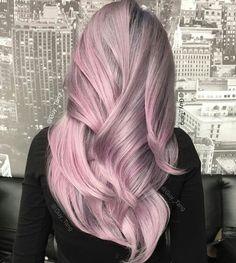 Silvery pink