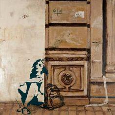"Saatchi Art Artist Isil Gulecyuz; Painting, ""On the Road"" #art"