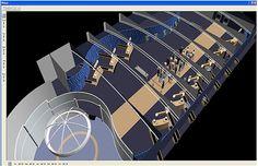 Witness screenshot 3D
