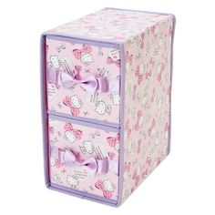 Hello Kitty storage box S Sanrio online shop - official mail order site