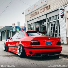 Toyota Tercel, Toyota Supra, Bmw Sport, Sport Cars, Bmw Red, E36 Coupe, Bmw Touring, Street Racing Cars, Auto Racing