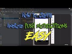 Programming the journey: Create Push Notification in android (EASY) using o...