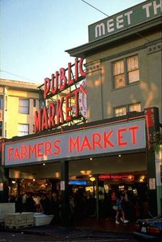 Fun Things to Do in Seattle - Best Attractions and Activities: Pike Place Market