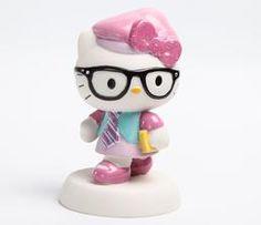 Precious Moments x Hello Kitty: Nerd