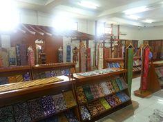 Batik Factory Interior 2