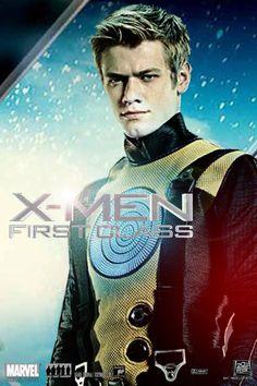 Lucas Till havok x-men first class i love havok hes so ...