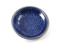 CELTIC Snowflake Offering Bowl Handmade Ceramic Pottery by DeBaunFineCeramics on Etsy