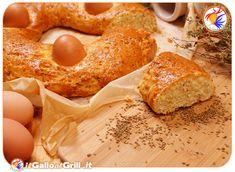 Cullure di Pasqua #italianfood #ricette #recipes