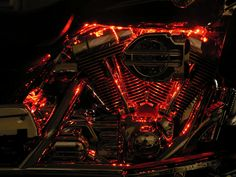 Boogey Lights Motorcycle LED Lights
