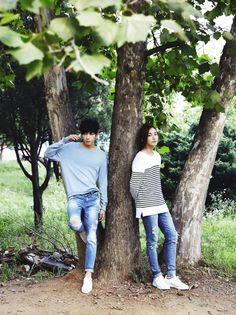 [HQ] Seventeen Wonwoo & Jeonghan for IZE Korea Vol.15 1904x2547