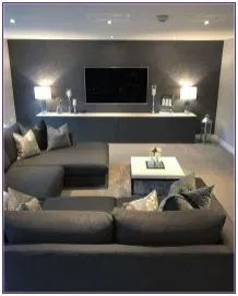 54 The Best Living Room Interior Design That You Can Try In Your Home Living Room Decor Design Home Interior Living Room Apartment Interior Design, Best Interior Design, Modern Interior, Scandinavian Interior, Interior Ideas, Gray Interior, Scandinavian Style, Minimalist Interior, Interior Design Ideas For Small Spaces