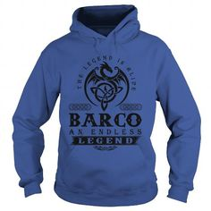 Awesome Tee BARCO T shirts