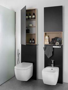 #Agapedesign - Monolith_750_opachi,als voorbeeld van kast achter toilet