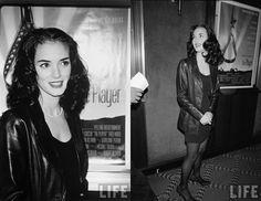 Jules De Luxe: 90's Style: Winona Ryder