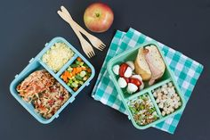 How to pack a bento