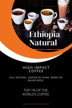 Certification Grading Natural Roast Med light Tasting Profile Milk chocolate, fruity, caramel Grower Smallholder farmers from thee Sidama zone Variety Indigenous Heirloom Cultivars Region Sidama Zone, Ethiopia Altitude 1700 1900 M Soil Type Nitisols Process Full natural, sorted by hand Dried on raised beds #coffee #coffeebars #coffeeshops Types Of Soil, Soil Type, Single Origin, Dry Hands, Ethiopia, Coffee Shop, Roast, Chocolate, Raised Beds