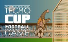 Tecmo Cup Football GAME it's the European version of Capitan Tsubasa game!