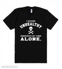 #funny #funnyshirt #humor #humorous #skull   I SO know some people this would be PERFECT for!!!