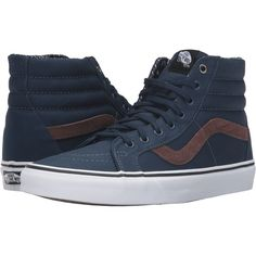 Vans Winston Deluxe Women's Skate Shoes ($55) ❤ liked on Polyvore featuring  shoes, med grey, ortholite shoes, low top, stitch shoes, synthetic shoe…