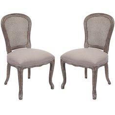 Safavieh Monica Side Chair (Set of 2) | Wayfair