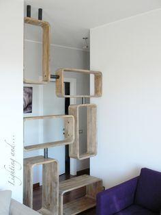 libreria#legno#ferro#wood#iron#bookshelf#design#lightingand#modern#interior#interno#disegno#