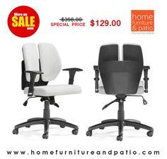 Zuo Modern Aqua Office Chair - White On SALE! #office Chair