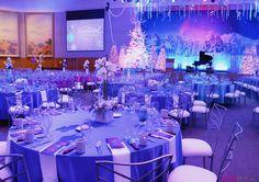 Winter wonderland event ~ #party #snow #Eventures