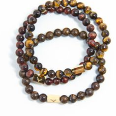 Men's bracelets - Handcrafted & produced with care. Find your favorite among our beaded bracelets.