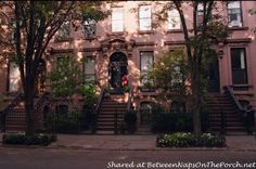 Casinha colorida: Três filmes, três belas decorações em Nova York