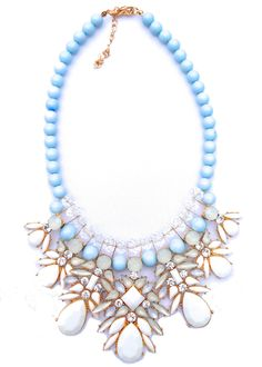 Elsa Necklace – Teal House Collection