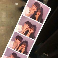 Imagen de ulzzang, asian, and girl - Today Pin Korean Ulzzang, Ulzzang Boy, Cute Relationship Goals, Cute Relationships, Cute Korean, Korean Girl, Couple Ulzzang, Couple Goals Cuddling, Tumblr Boy