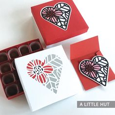Garden Heart Gift Set by Patricia Zapata of A Little Hut