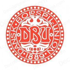Denmark soccer team logo