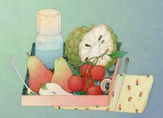 Whooli Chen   Illustrator   Central Illustration Agency