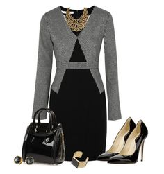 Modern Professional Attire for Women over 40 | Pin Modern Business Attire For Women on Pinterest