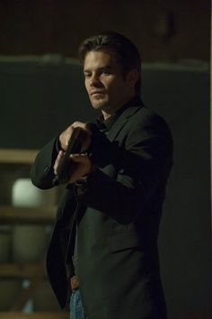 #Timothy Olyphant I have nothing more to say