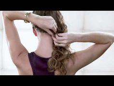 Garnier Fructis Style - hair tutorial