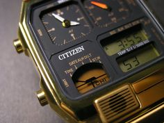Old Citizen Watches Vintage