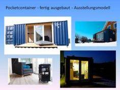Pocketcontainer - Das Mikrohaus