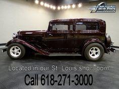 1932 DeSoto Sedan   - Stock #5541-STL