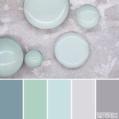paleta cromatica pasteluri reci Más