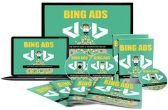 The Bing Ads PLR Package is a done-for-you PLR sales funnel with full private label rights that you can rebrand, and resell as your own for top profits.